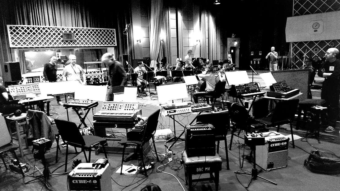 The Will Gregory Moog Ensemble