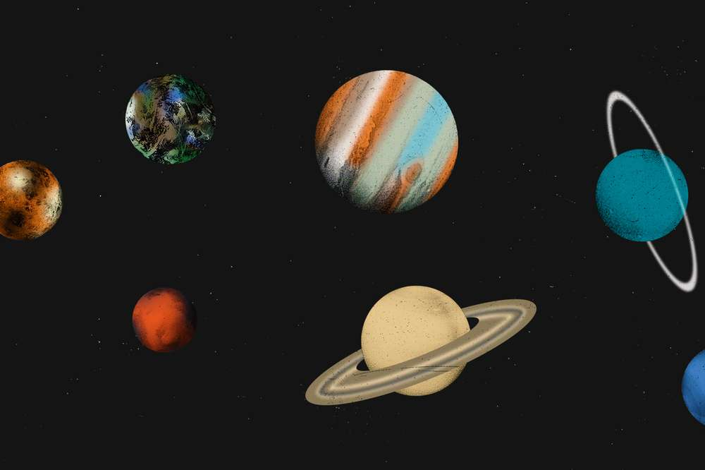 The Planets 2018