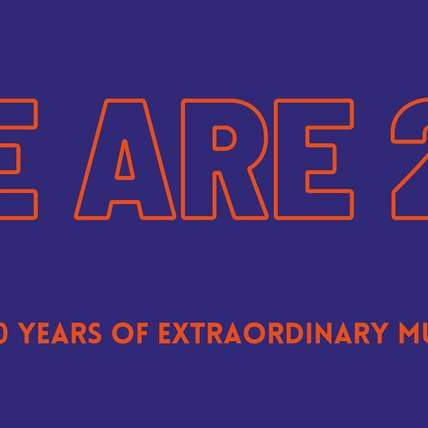 We Are 20 - 20 Years of Extraordinary Music